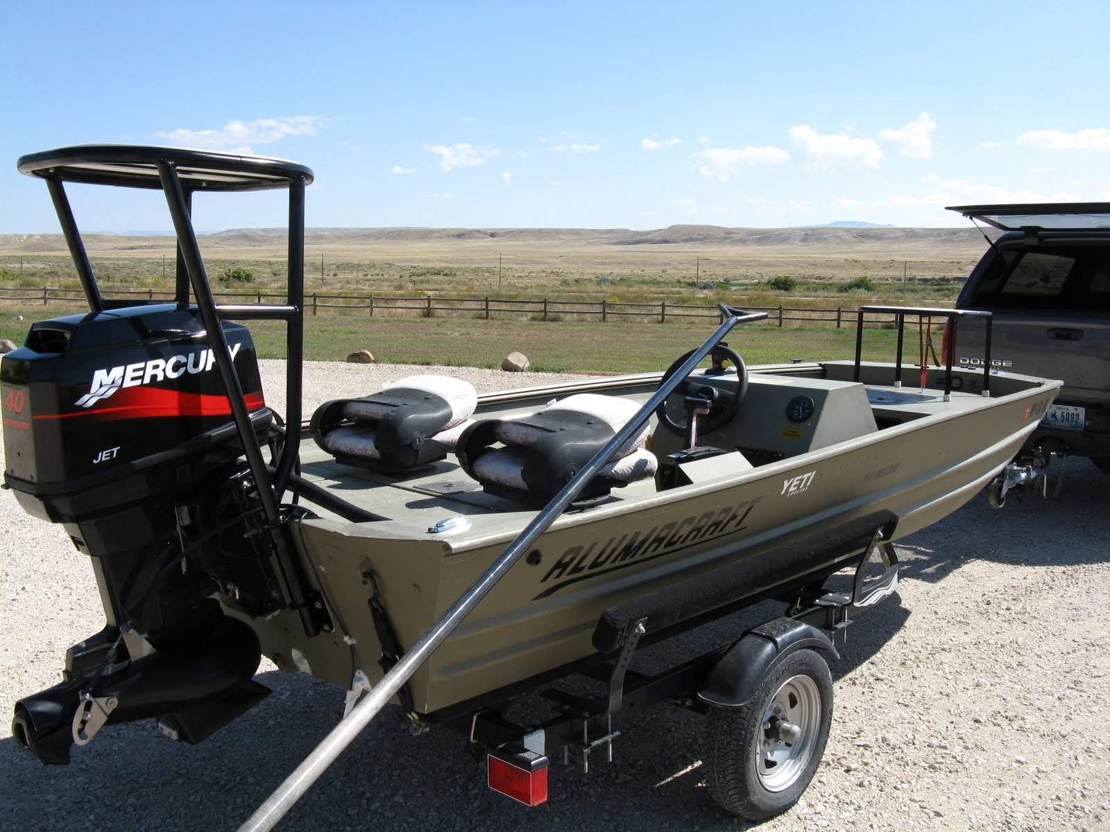 Wyoming Fly Fisher Carp Jon For Sale