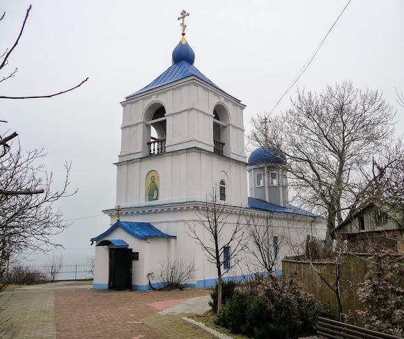 Белгород-Днестровский. Свято-Предтеченская церковь ( Греческая)