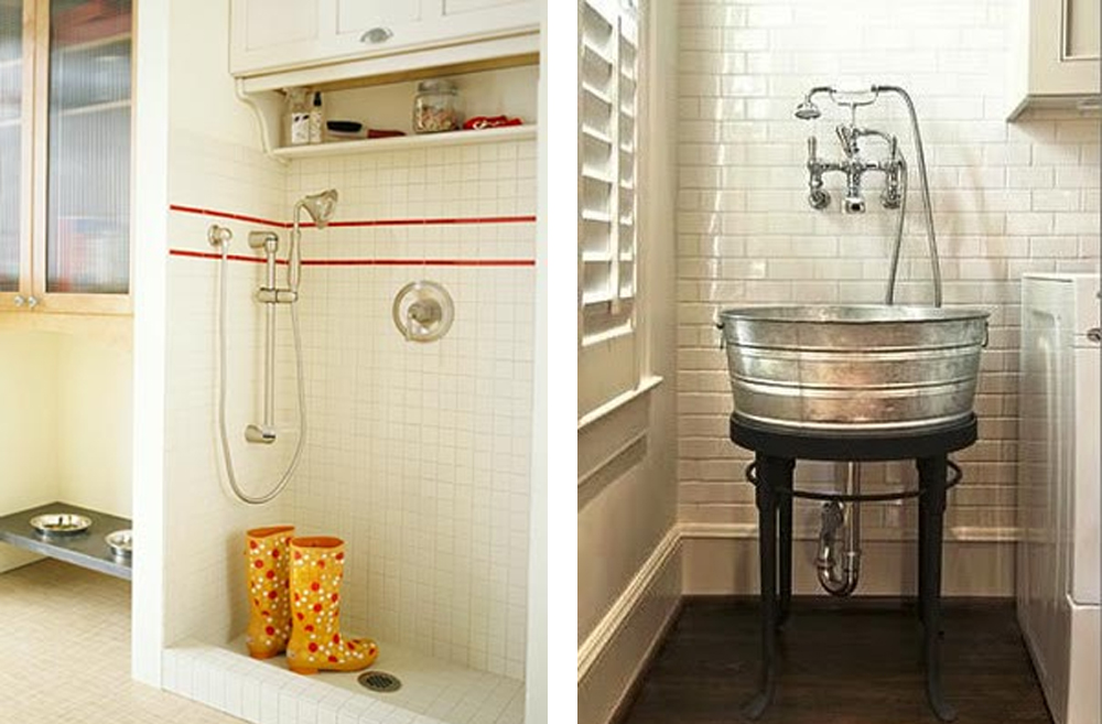 I Also Love The Idea Of Having Modern Country Designs Mud Laundry Room