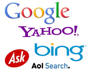Top 5 Search Engines