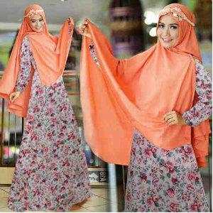 Pusat grosir baju wanita gamis muslimah samira syarie Pusat baju gamis pria