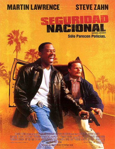 Ver Seguridad nacional (National Security) (2003) Online