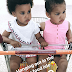 Adorable new photo of Mikel Obi's twin daughters