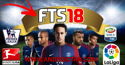 FTS 18 Mod PES Deluxe Edition Mod Apk + Data Full Transfer Terbaru