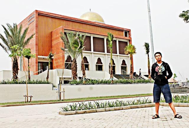 Masjid Al Birru Pertiwi - Dander, Bojonegoro_Photo by Mochamad Faisal Zuhra