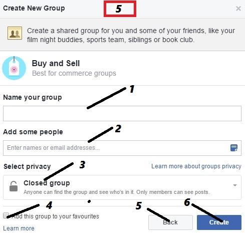 facebook me group banane ka tarika