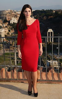 Monica Bellucci Is A Simply Gorgeous Star