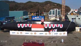 Kapal Selam Kelas Changbogo
