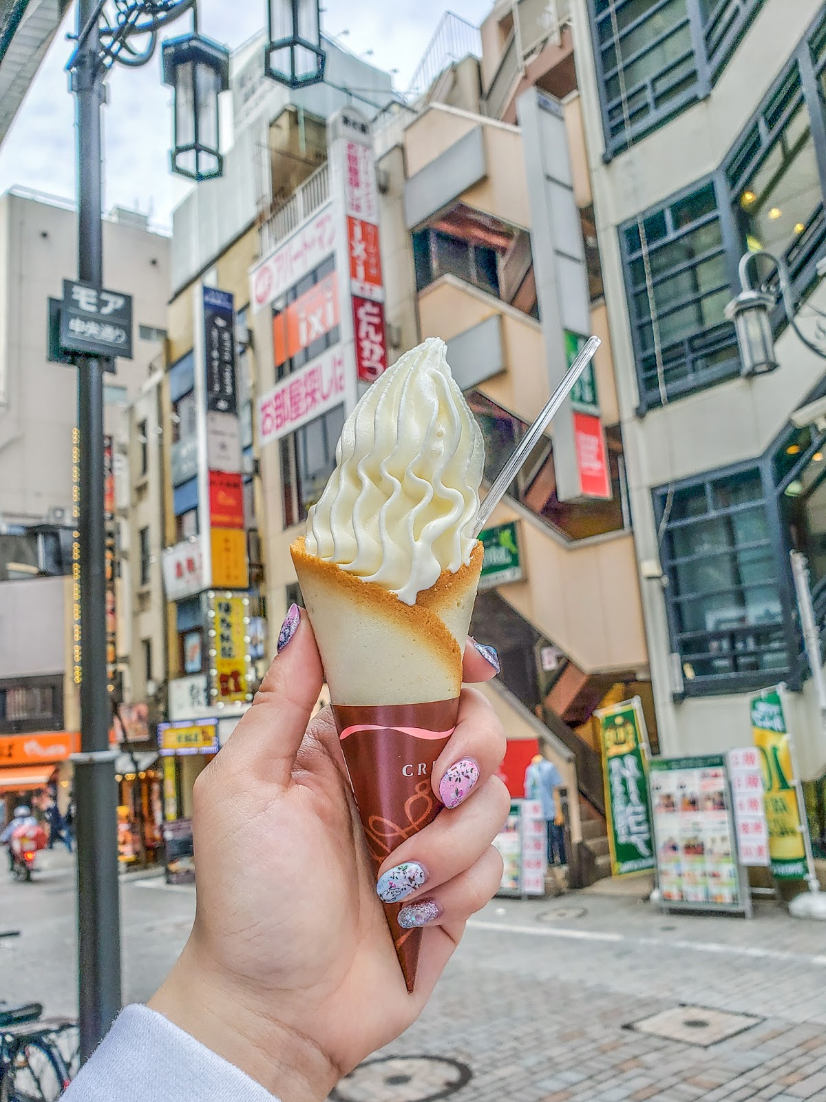 japan food foodie blogger soft serve softcream ice cream