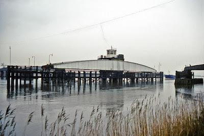 Goole Railway Swing Bridge