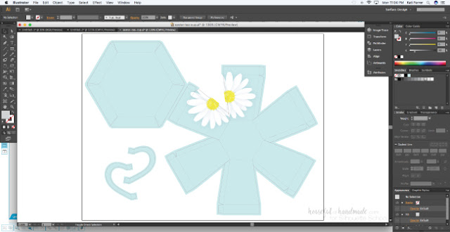 SVG file silhouette studio adobe illustrator