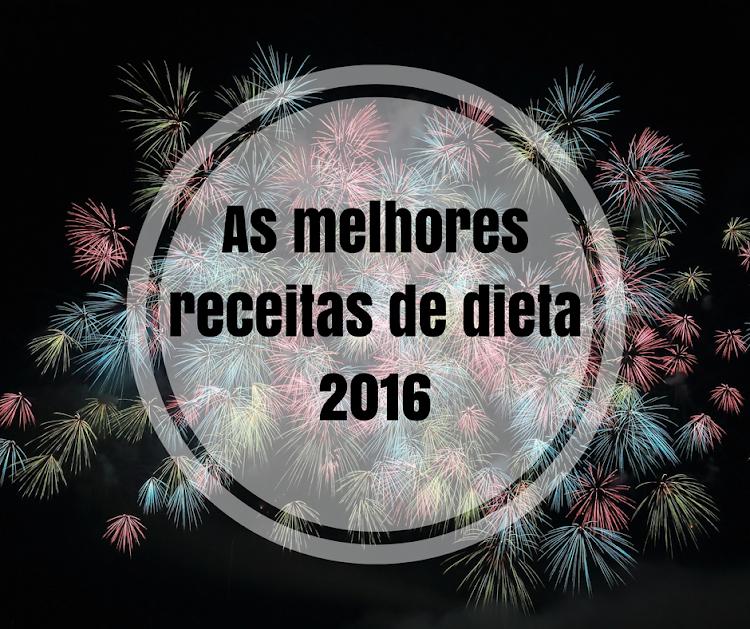 As Melhores Receitas de Dieta de 2016