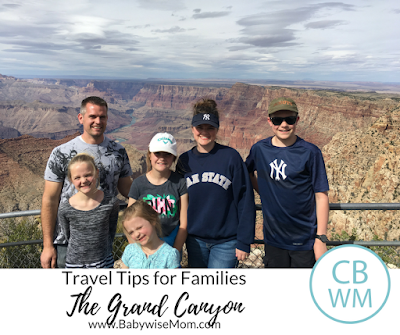 Grand Canyon Travel Tips for Families