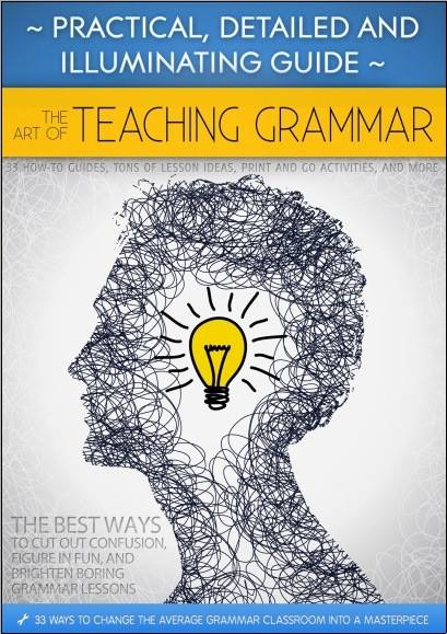 The Art of Teaching Grammar