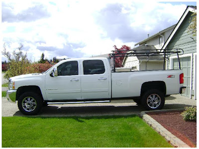 Rack It 174 Truck Racks 2009 Silverado 3500 Outfitted With