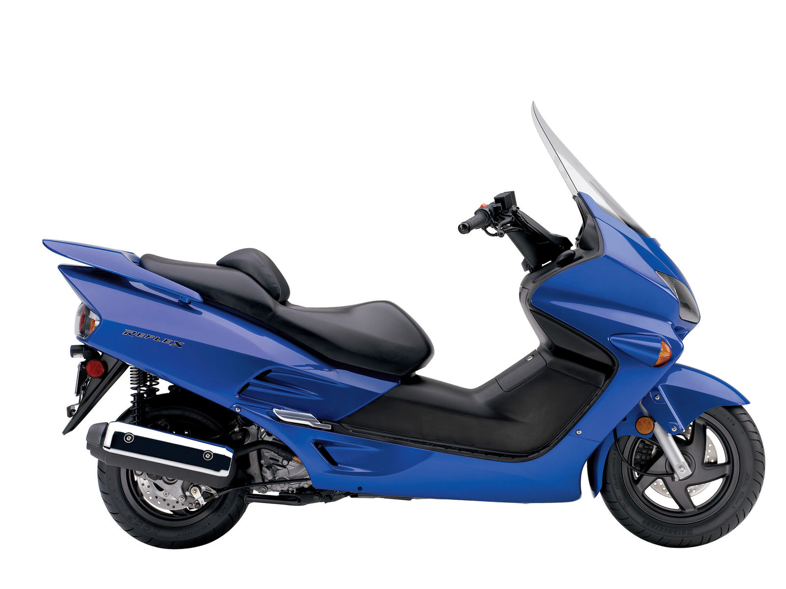 Honda Reflex Scooter Pictures