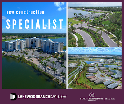 David Barr Realtor Sarasota Lakewood Ranch and The West Villages new home specialist