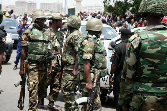 How Two Soldiers Were Arrested For Kidnapping CBN Governor's Wife