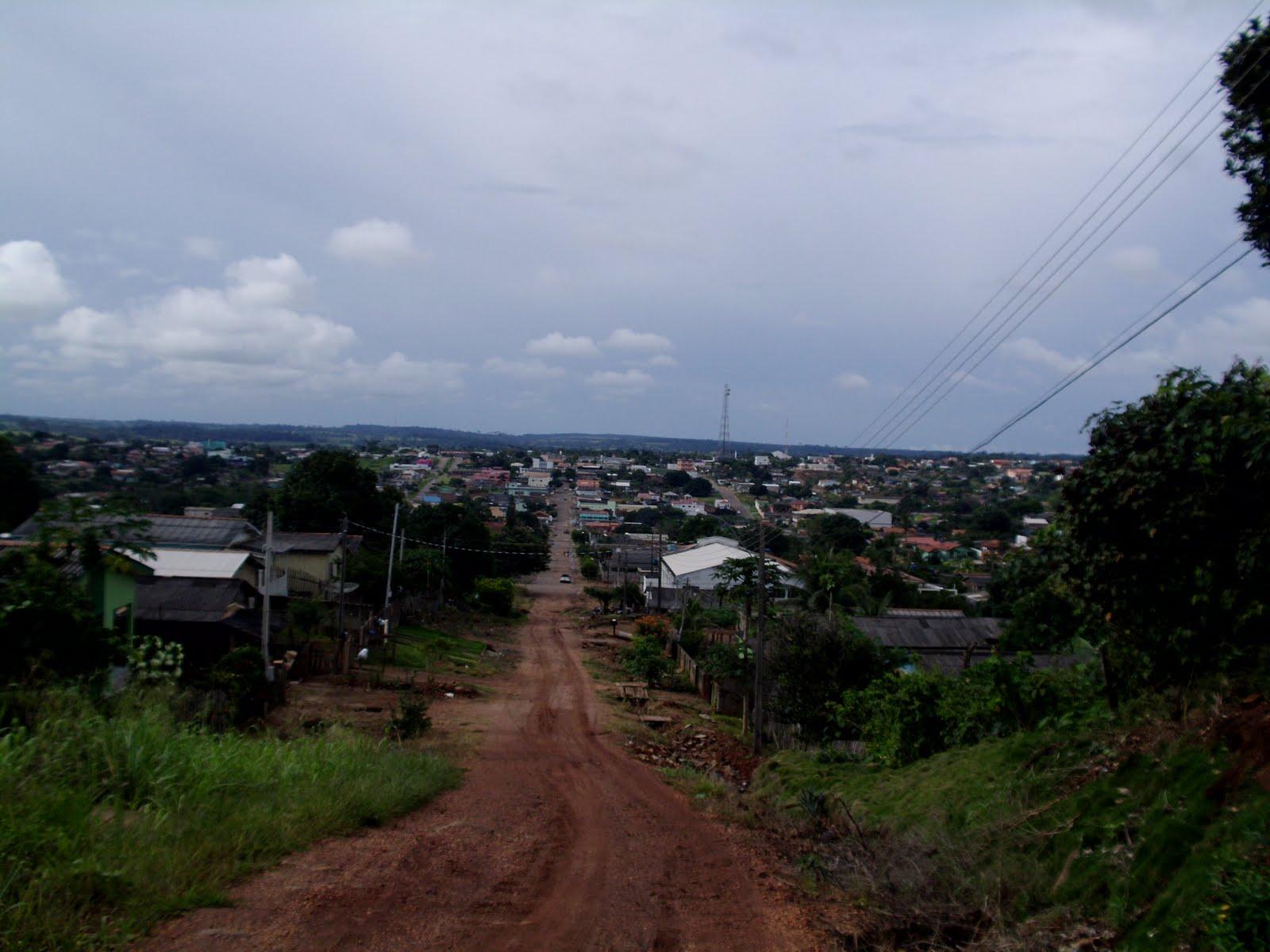 Cidade de Colorado do Oeste | Rondônia