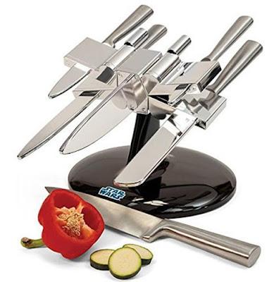 Starwars Knife Block