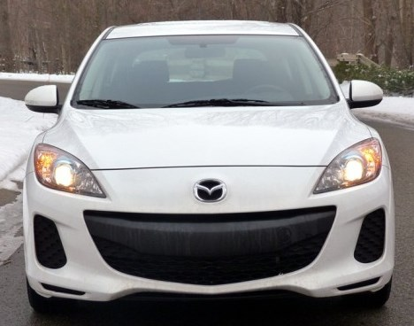 Mazda3 Skyactiv 0-60 Manual