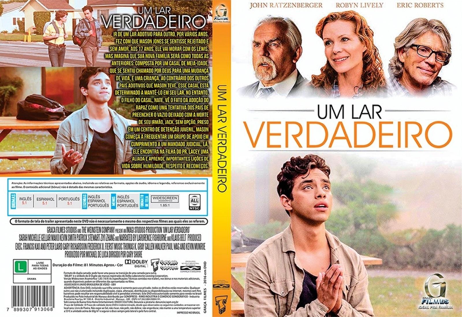 Filme Gospel Um Lar Verdadeiro