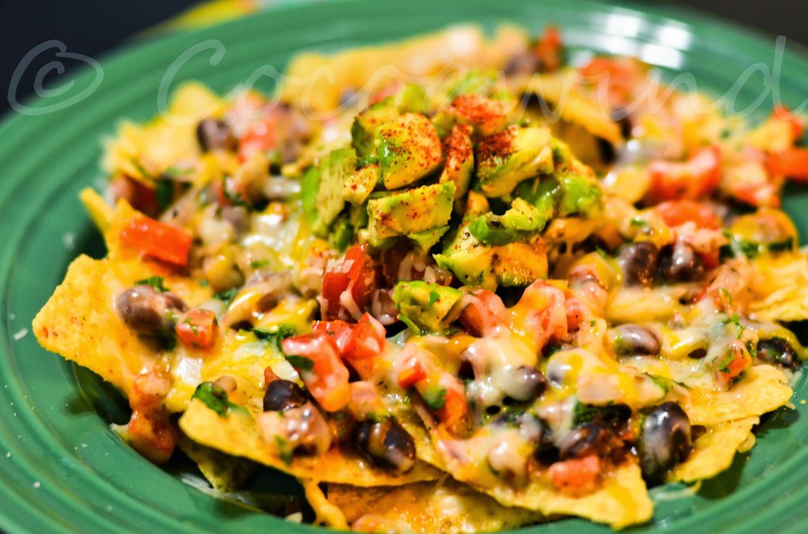 Super Bowl and Super easy & Super quick Nachos