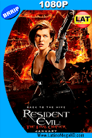 Resident Evil: Capítulo Final (2016) Latino HD 1080P - 2016