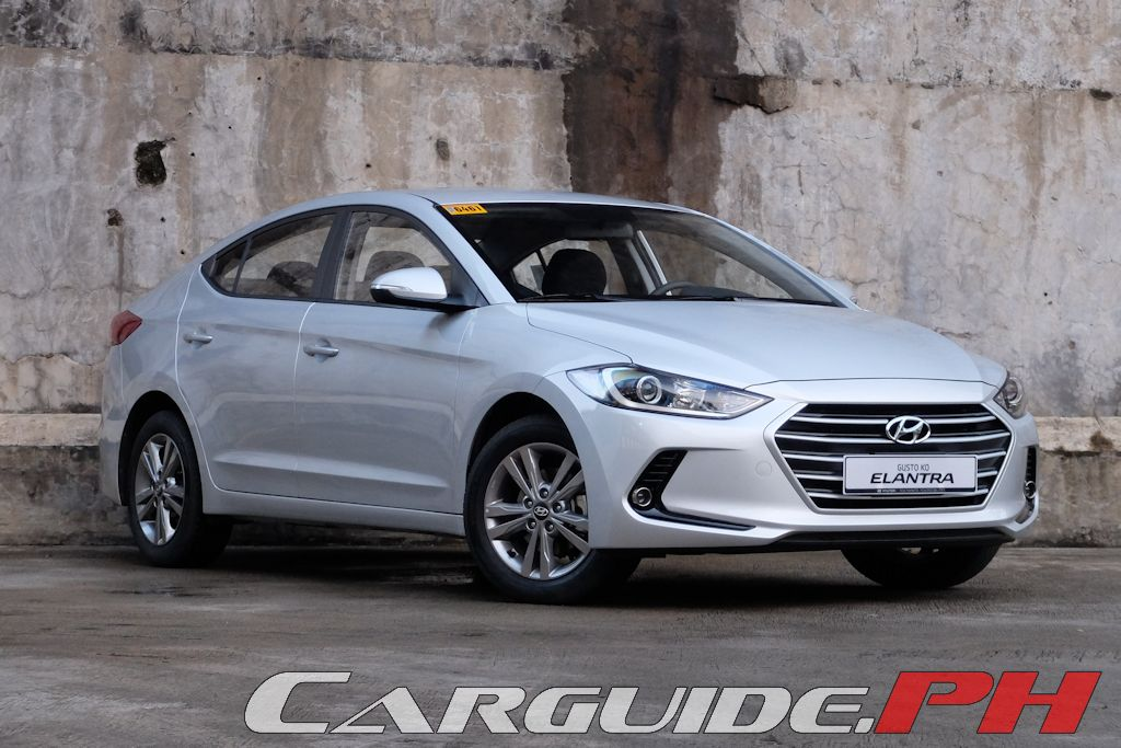 Review: 2016 Hyundai Elantra 1 6 GL A/T | Philippine Car News, Car