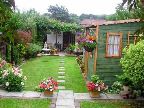 Consejos para cuidar tu jardín
