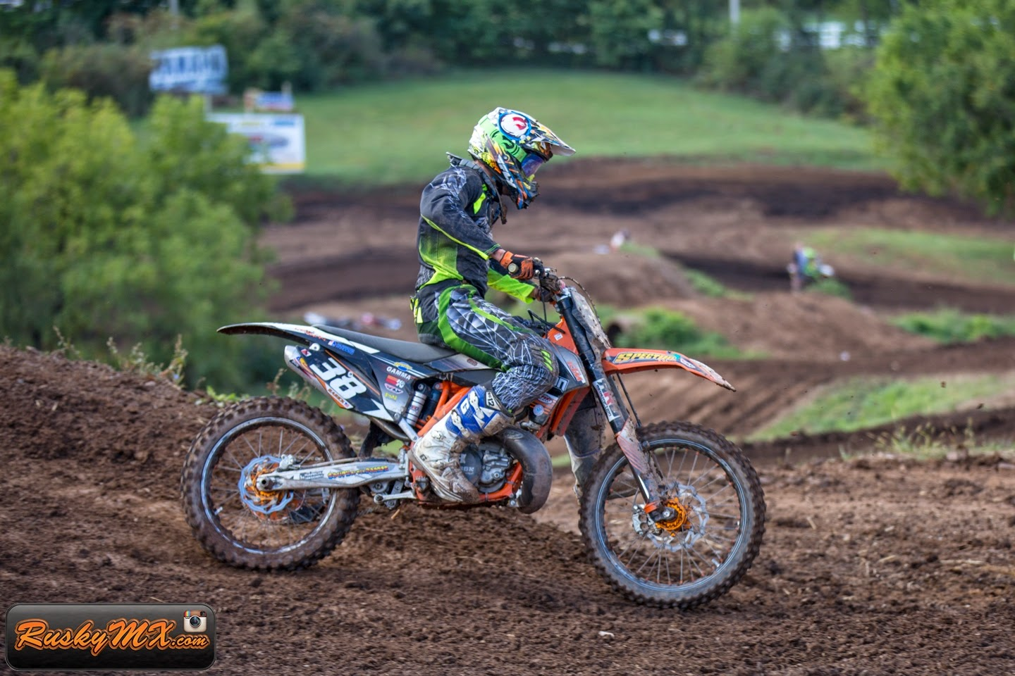 Seth Rarick 2 Stroke Shootout Sleepy Hollow