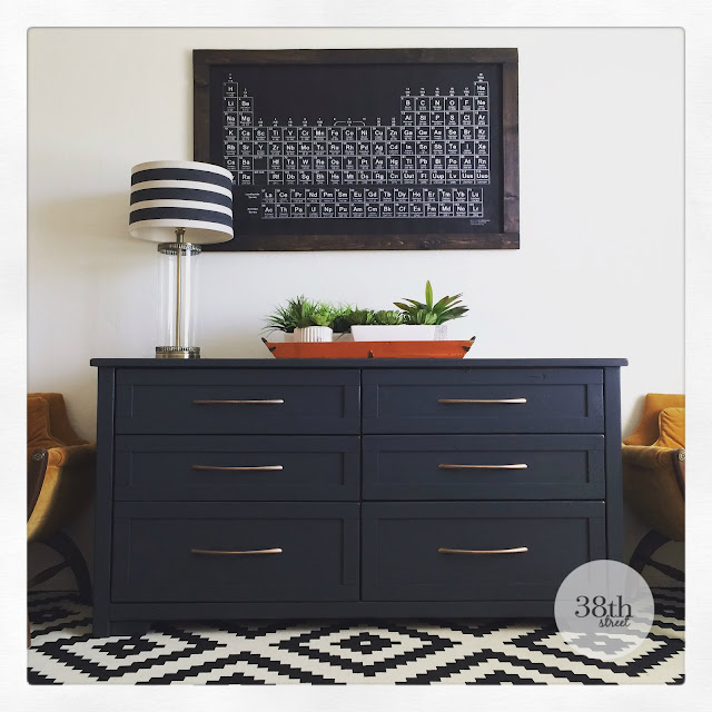 fabflippincontest, fffc, monthly contest, inspired dresser, grey dresser, modern dresser, diy
