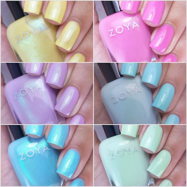Zoya Delight Spring 2015 Collection