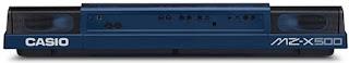 Review Lengkap Spesifikasi Keyboard Casio MZ-X500 dan MZ-X300