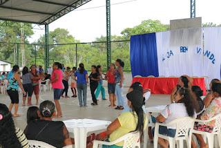 Baile marca o início das atividades do Programa Melhor Idade em Benjamin Constant