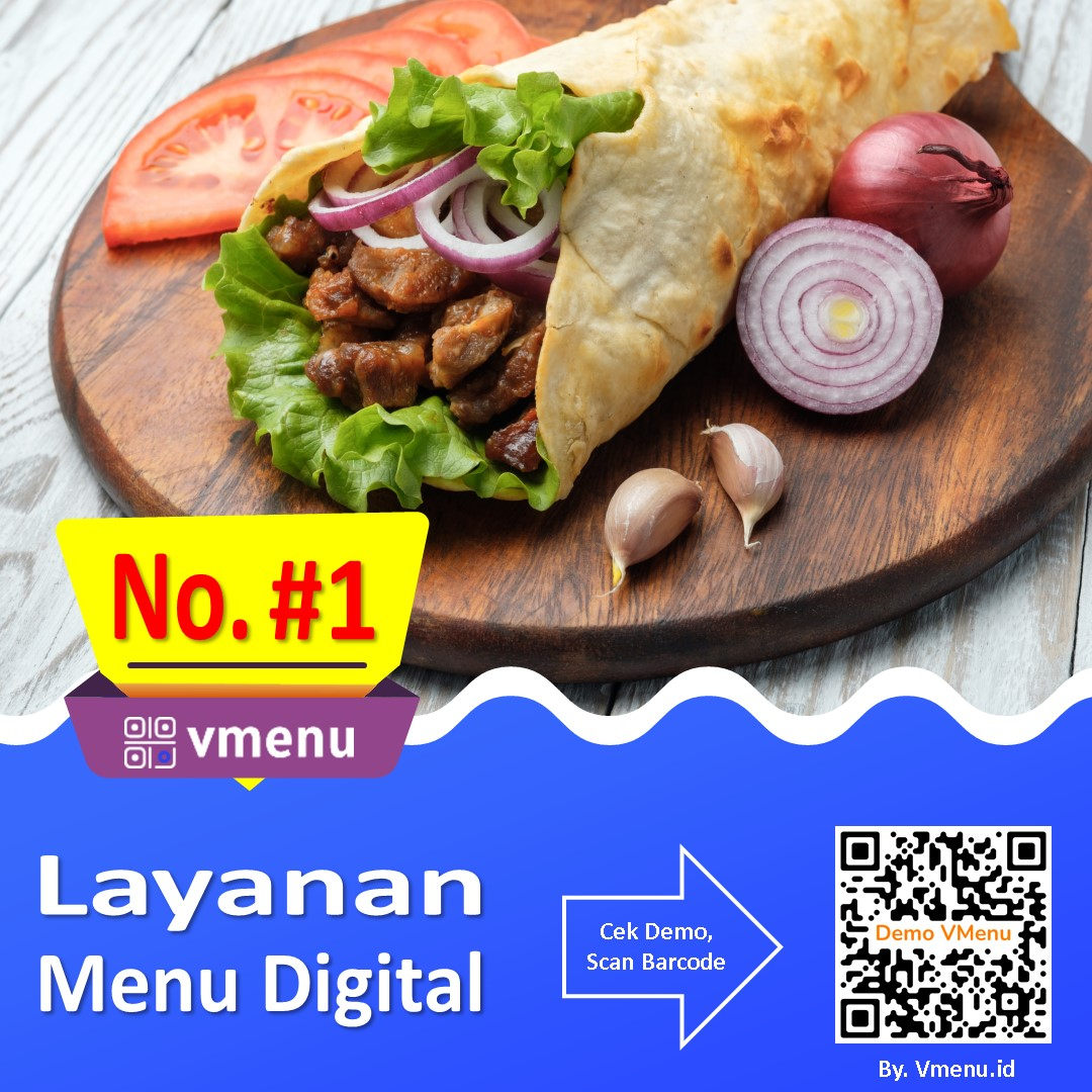 Layanan Menu Digital