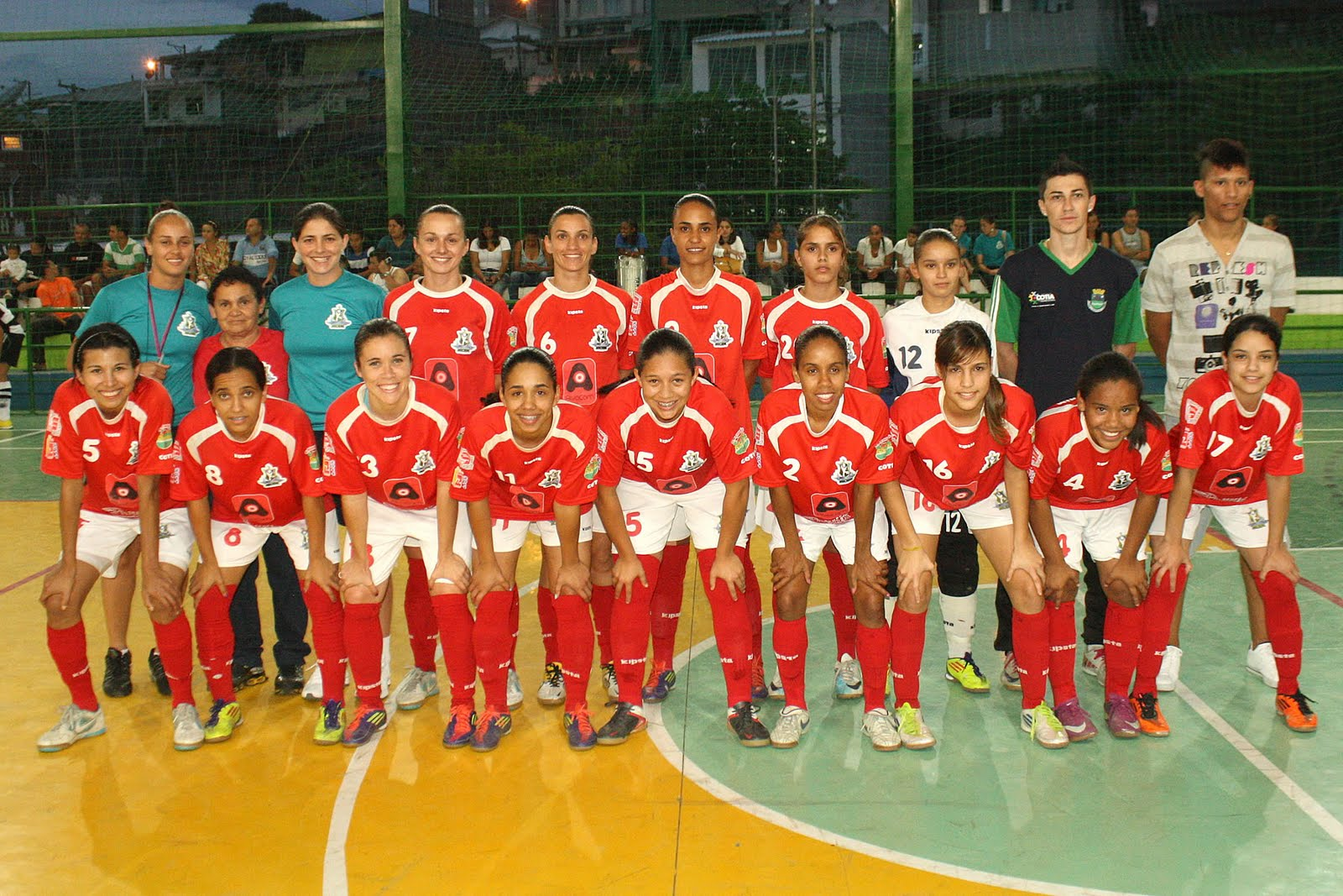 ff749cb4fa Futsal Feminino - Troféu Piratininga Principal  Kurdana Cotia é tricampeã