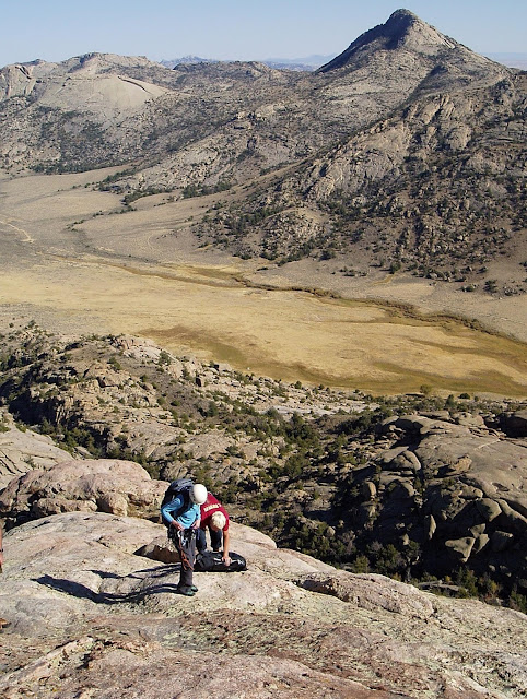 Scientists gain supervolcano insights from Wyoming granite