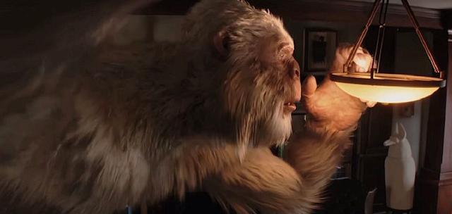 Yeti se trezeşte a viaţă în filmul Goosebumps