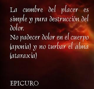 Máxima de Epicuro
