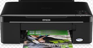 Epson Stylus SX200 printer driver