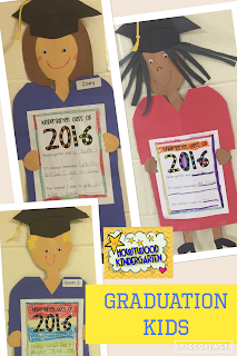 https://www.teacherspayteachers.com/Product/Graduation-Kids-Adorable-End-of-the-Year-Writing-Craftivity-704306