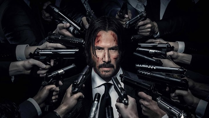 Keanu Reeves John Wick Wallpaper