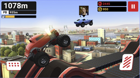 MMX Hill Dash Mod Apk for Android