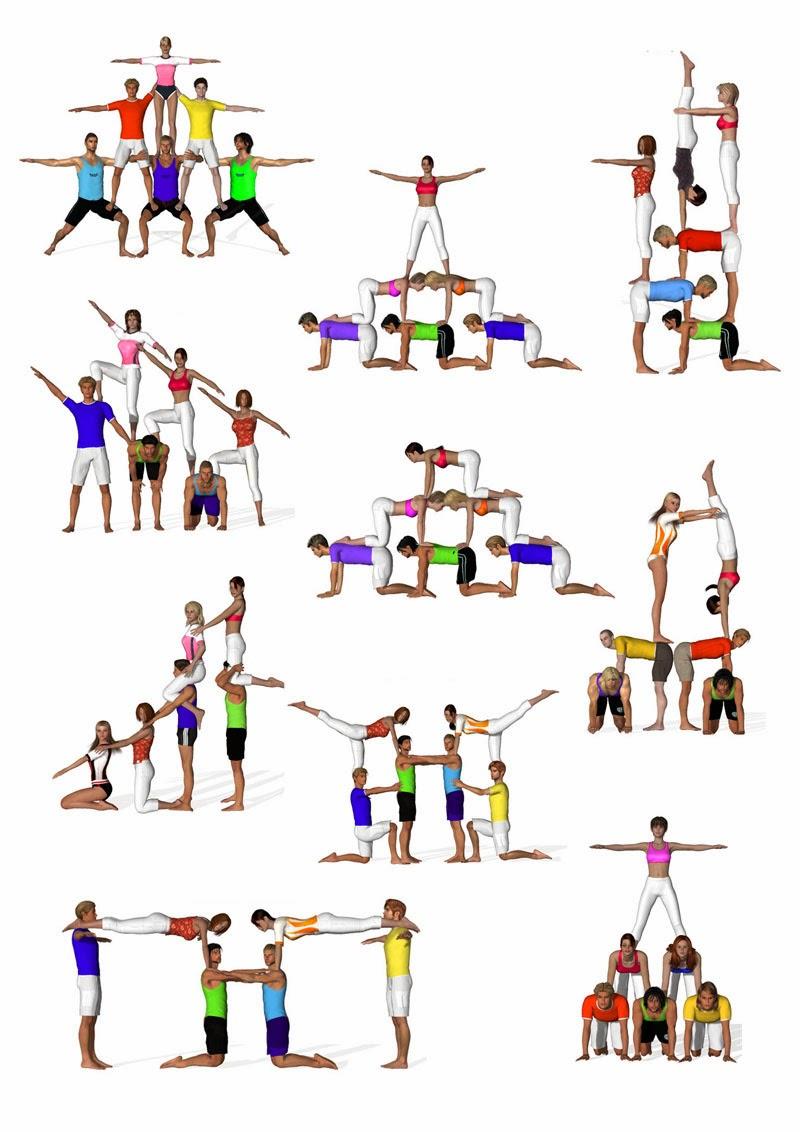 Educación Física Acrosport
