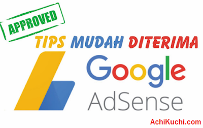 Tips for Easy Blog Acceptance past times Google AdSense Tips for Easy Blog Acceptance past times Google AdSense