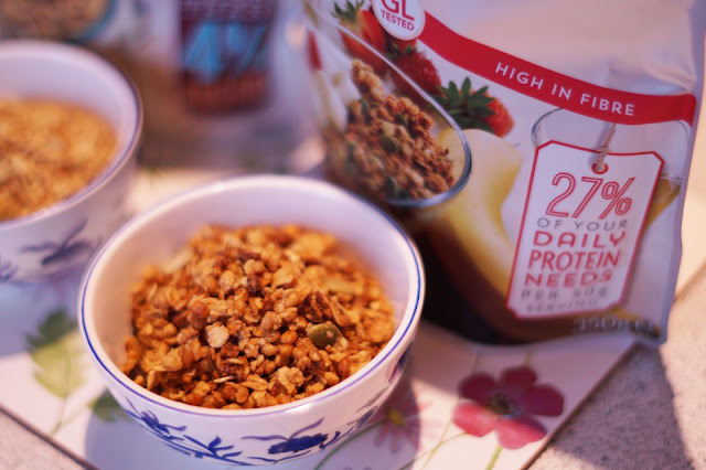 Lizi's granola review