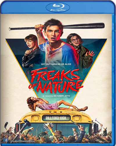 Freaks of Nature [2015] [BD25] [Latino]