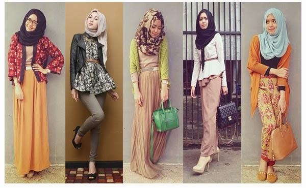 Busana Muslim Modern Untuk Remaja
