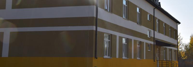 На Житомирщині завершилося будівництво двох казарм